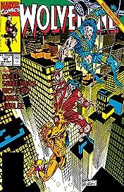Wolverine (1988-2003) #42