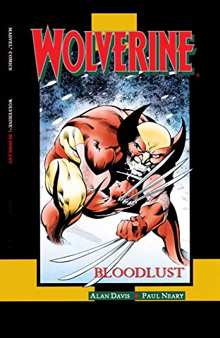 Wolverine: Bloodlust (1990) No.1