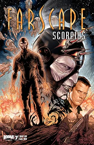 Farscape: Scorpius No.7 (sur 7)