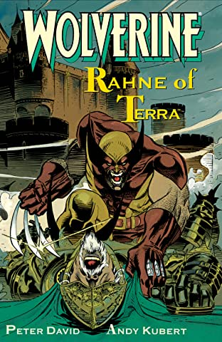 Wolverine: Rahne of Terra (1991) No.1