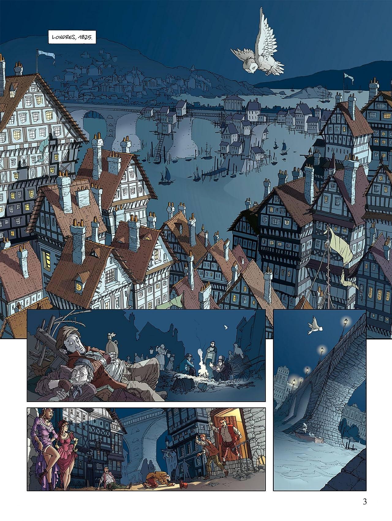 Les Corsaires d'Alcibiade Vol. 1: Elites secrètes