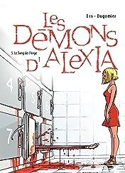 Les Démons d'Alexia Vol. 5: Le sang de l'ange