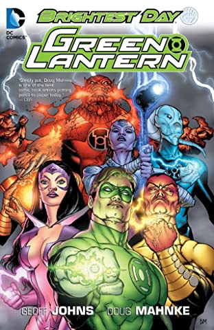 Green Lantern: Brightest Day
