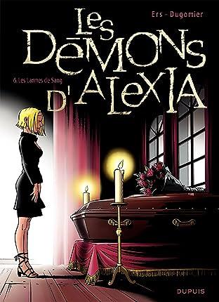 Les Démons d'Alexia Vol. 6: Les larmes de sang