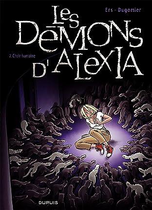 Les Démons d'Alexia Vol. 7: Chair humaine