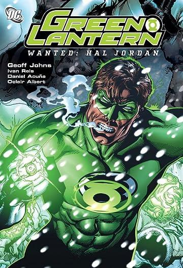Green Lantern: Wanted - Hal Jordan