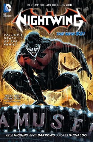 Nightwing (2011-2014) Tome 3: Death of the Family
