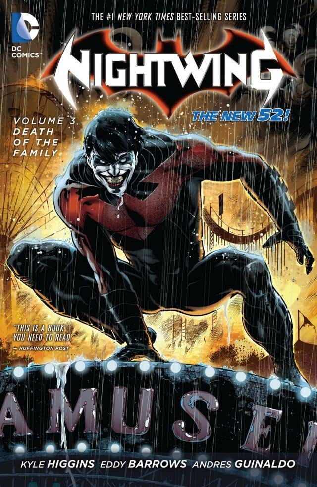 Nightwing (2011-2014) Vol. 3: Death of the Family