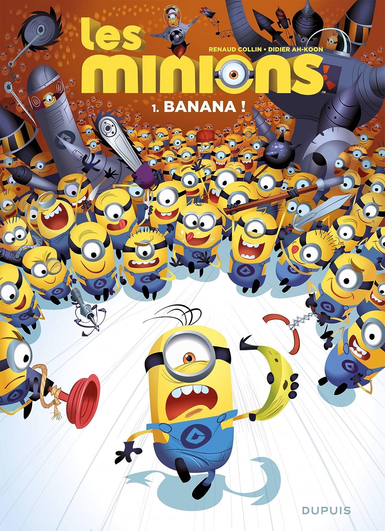 Les Minions Vol. 1: Banana !