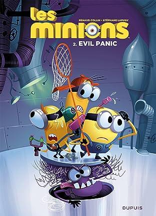 Les Minions Vol. 2: Evil panic