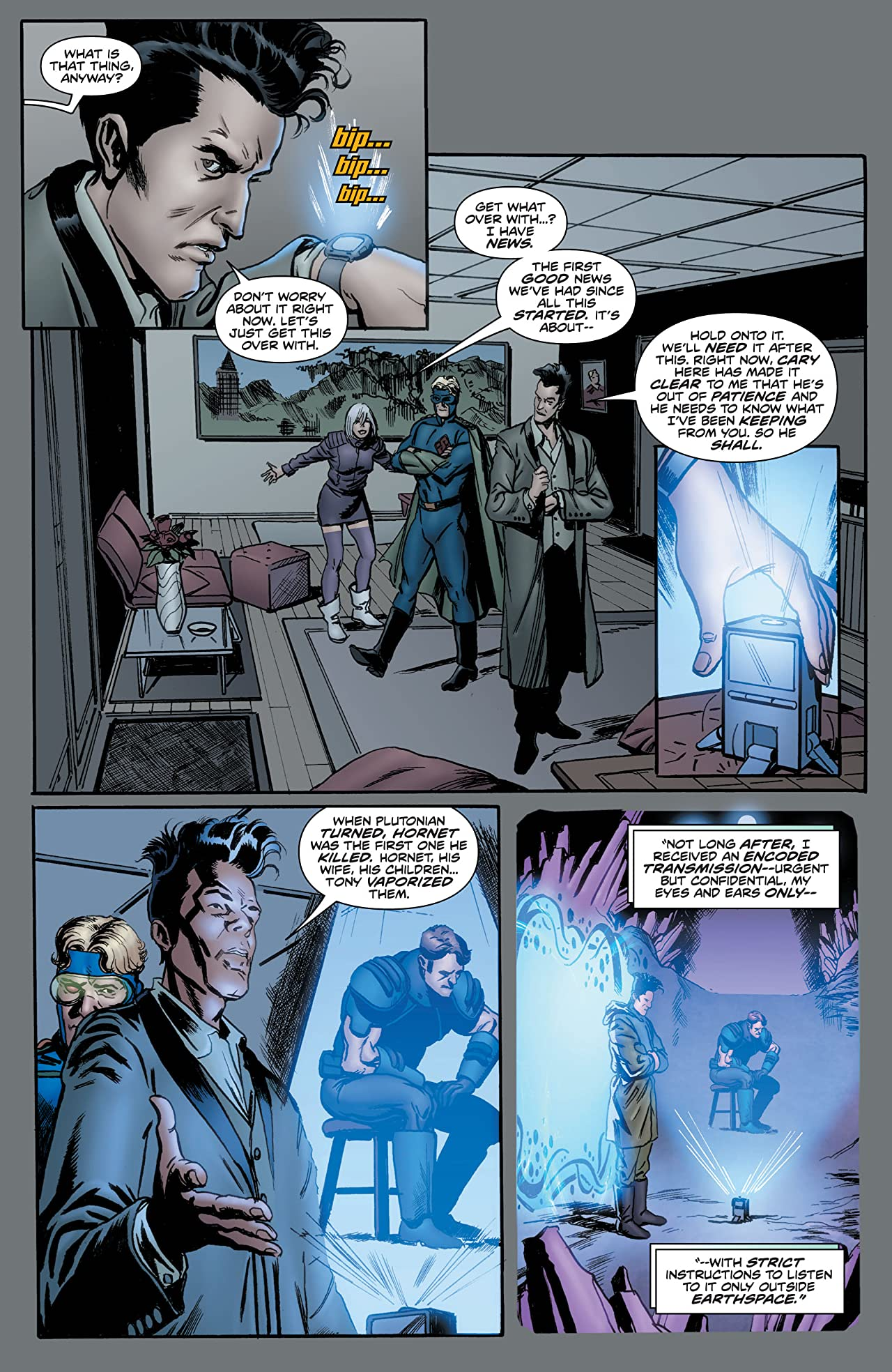 Irredeemable #18