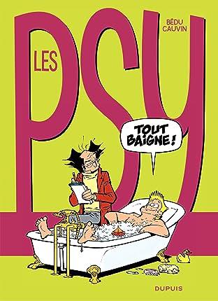 Les Psy Vol. 18: Tout baigne !