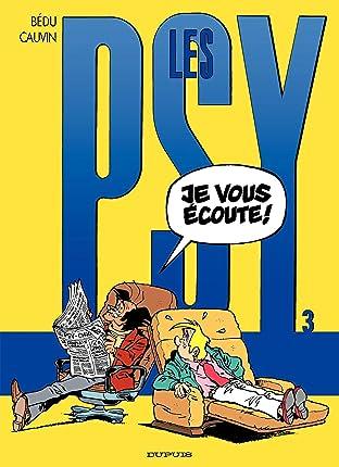 Les Psy Vol. 3: JE VOUS ECOUTE