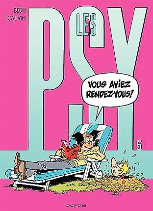 Les Psy Vol. 5: VOUS AVEZ RENDEZ-VOUS?