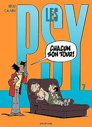 Les Psy Vol. 7: CHACUN SON TOUR !