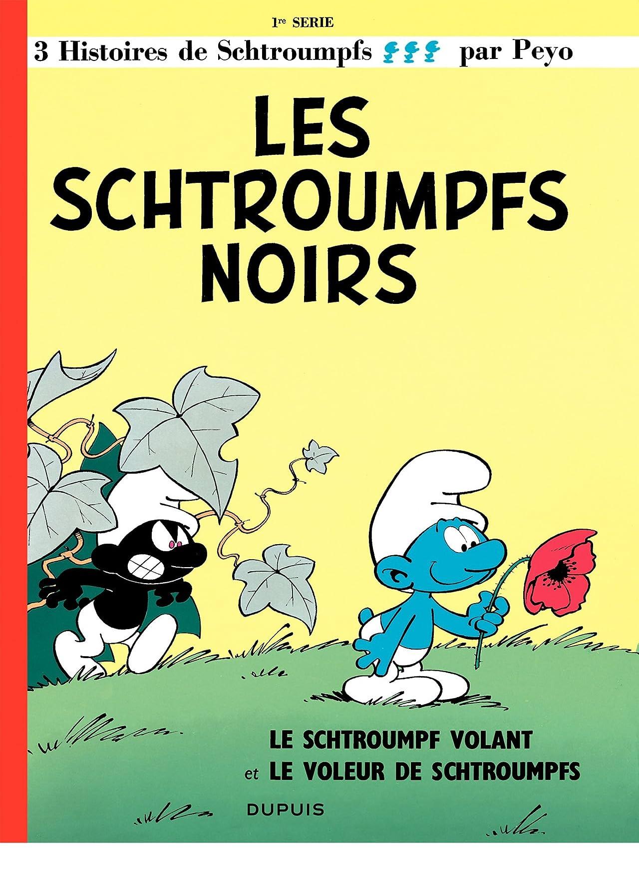 Les Schtroumpfs Vol. 1: Les Schtroumpfs noirs