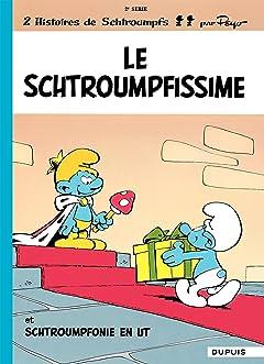 Les Schtroumpfs Vol. 2: Le Schtroumpfissime
