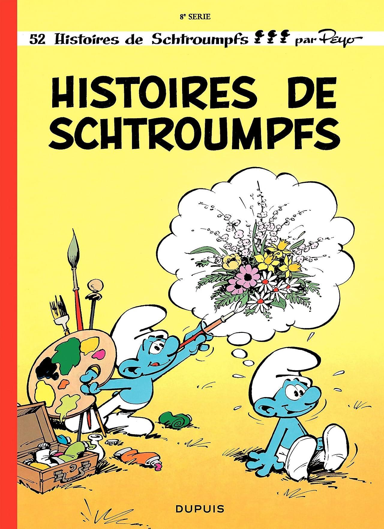 Les Schtroumpfs Vol. 8: Histoires de Schtroumpfs