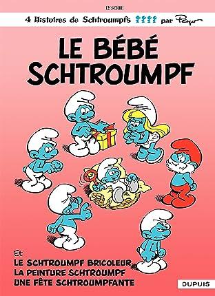 Les Schtroumpfs Vol. 12: Le Bébé Schtroumpf