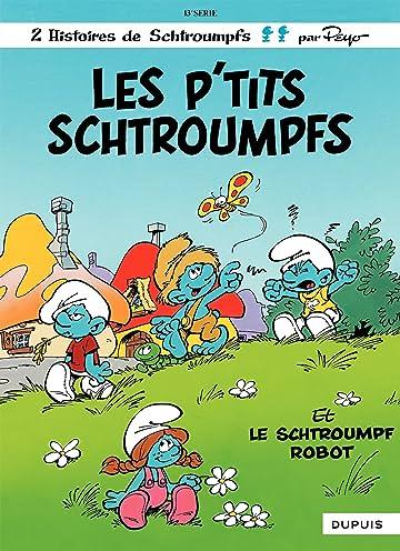 Les Schtroumpfs Vol. 13: Les P'tits Schtroumpfs