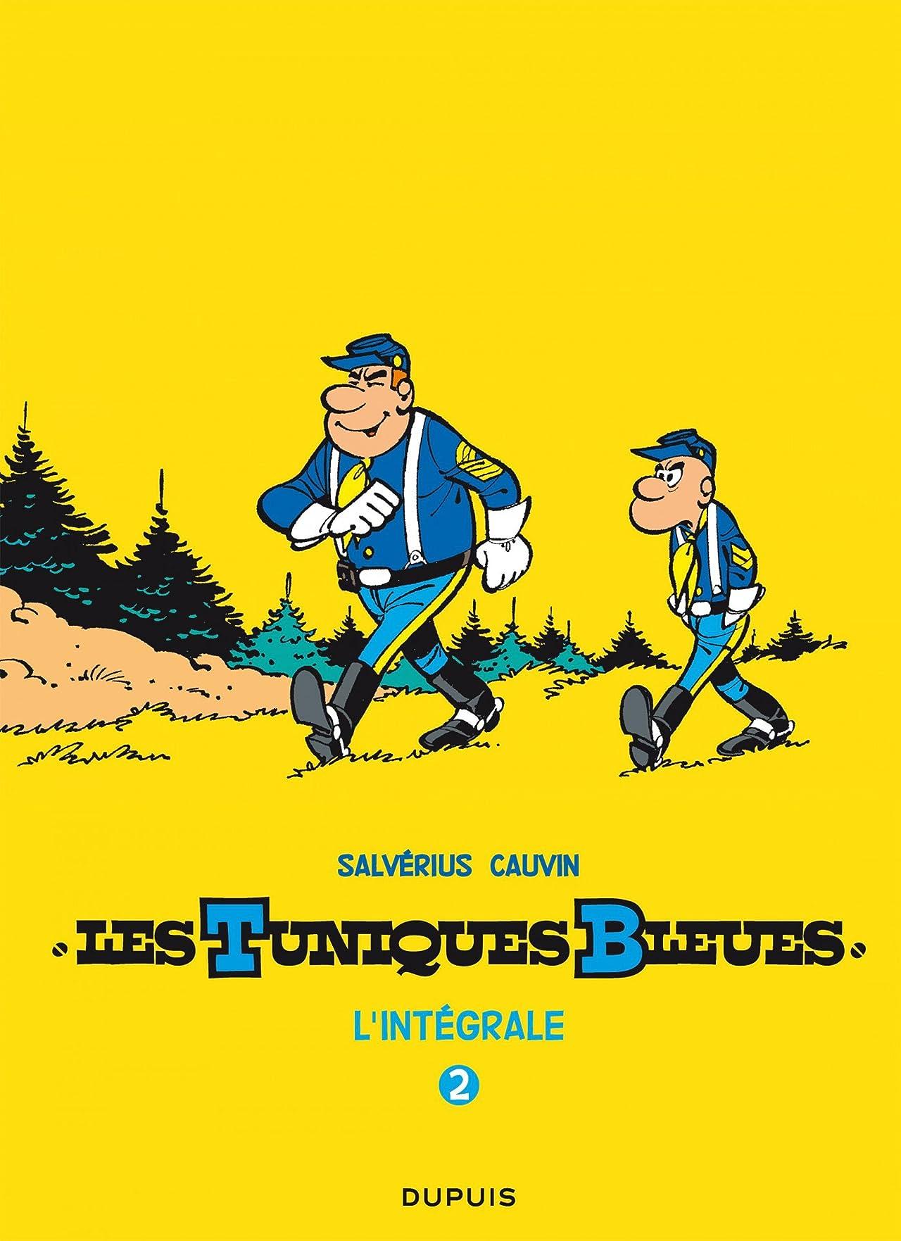 Les Tuniques Bleues - L'intégrale Vol. 2