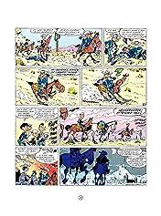 Les Tuniques Bleues Vol. 1: UN CHARIOT DANS L'OUEST