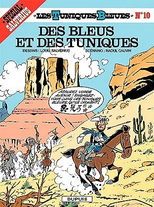 Les Tuniques Bleues Tome 10: DES BLEUS ET DES TUNIQUES