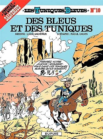 Les Tuniques Bleues Vol. 10: DES BLEUS ET DES TUNIQUES