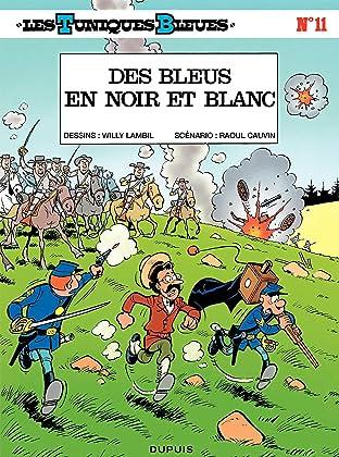 Les Tuniques Bleues Tome 11: BLEUS EN NOIR ET BLANC