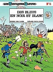 Les Tuniques Bleues Vol. 11: BLEUS EN NOIR ET BLANC