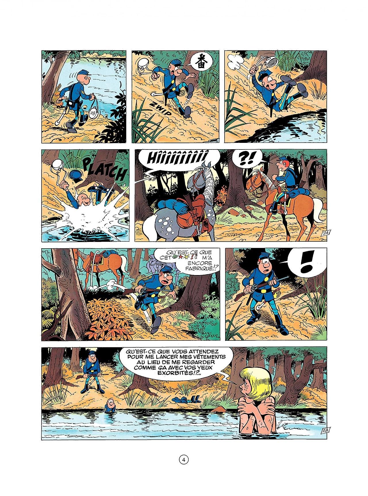 Les Tuniques Bleues Vol. 13: LES BLEUS DANS LA GADOUE
