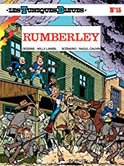Les Tuniques Bleues Tome 15: RUMBERLEY