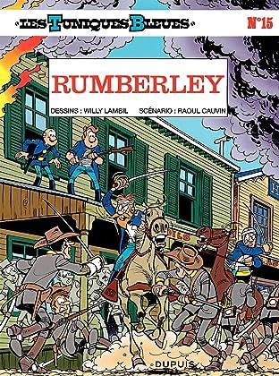 Les Tuniques Bleues Vol. 15: RUMBERLEY