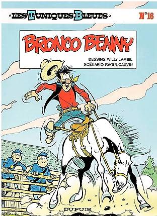 Les Tuniques Bleues Tome 16: BRONCO BENNY