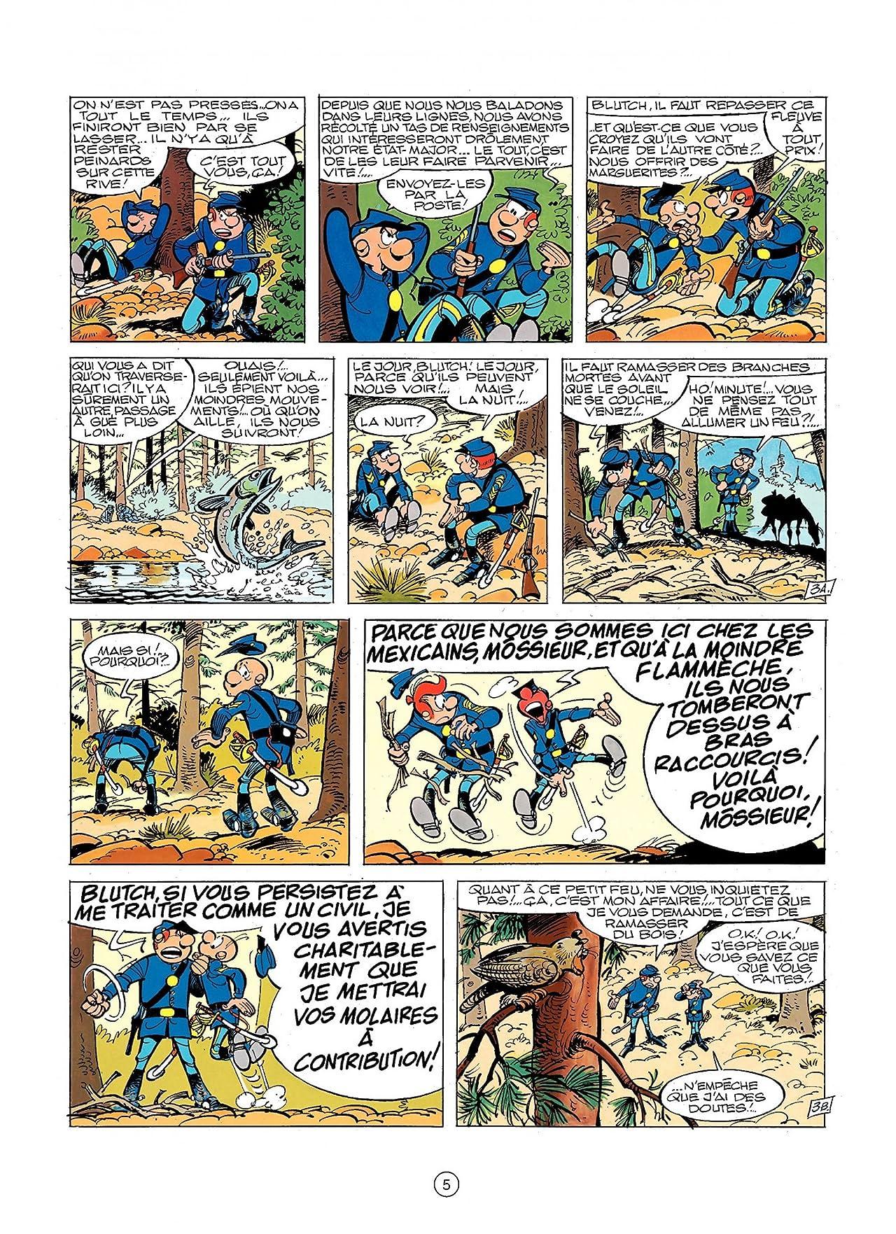 Les Tuniques Bleues Vol. 17: EL PADRE