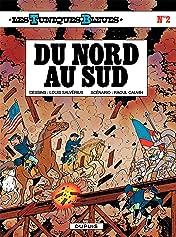 Les Tuniques Bleues Vol. 2: DU NORD AU SUD