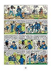 Les Tuniques Bleues Vol. 20: BLACK FACE