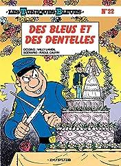 Les Tuniques Bleues Vol. 22: DES BLEUS ET DES DENTELLES