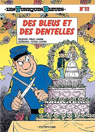 Les Tuniques Bleues Tome 22: DES BLEUS ET DES DENTELLES