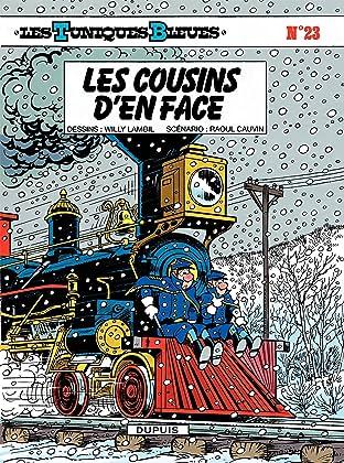 Les Tuniques Bleues Tome 23: LES COUSINS D'EN FACE