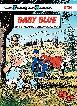 Les Tuniques Bleues Tome 24: BABY BLUE