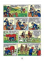 Les Tuniques Bleues Vol. 24: BABY BLUE