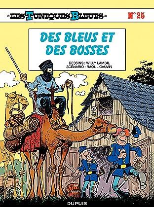 Les Tuniques Bleues Tome 25: Des Bleus et des bosses