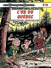 Les Tuniques Bleues Vol. 26: L'OR DU QUEBEC