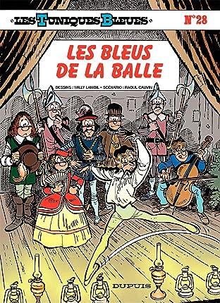 Les Tuniques Bleues Tome 28: LES BLEUS DE LA BALLE