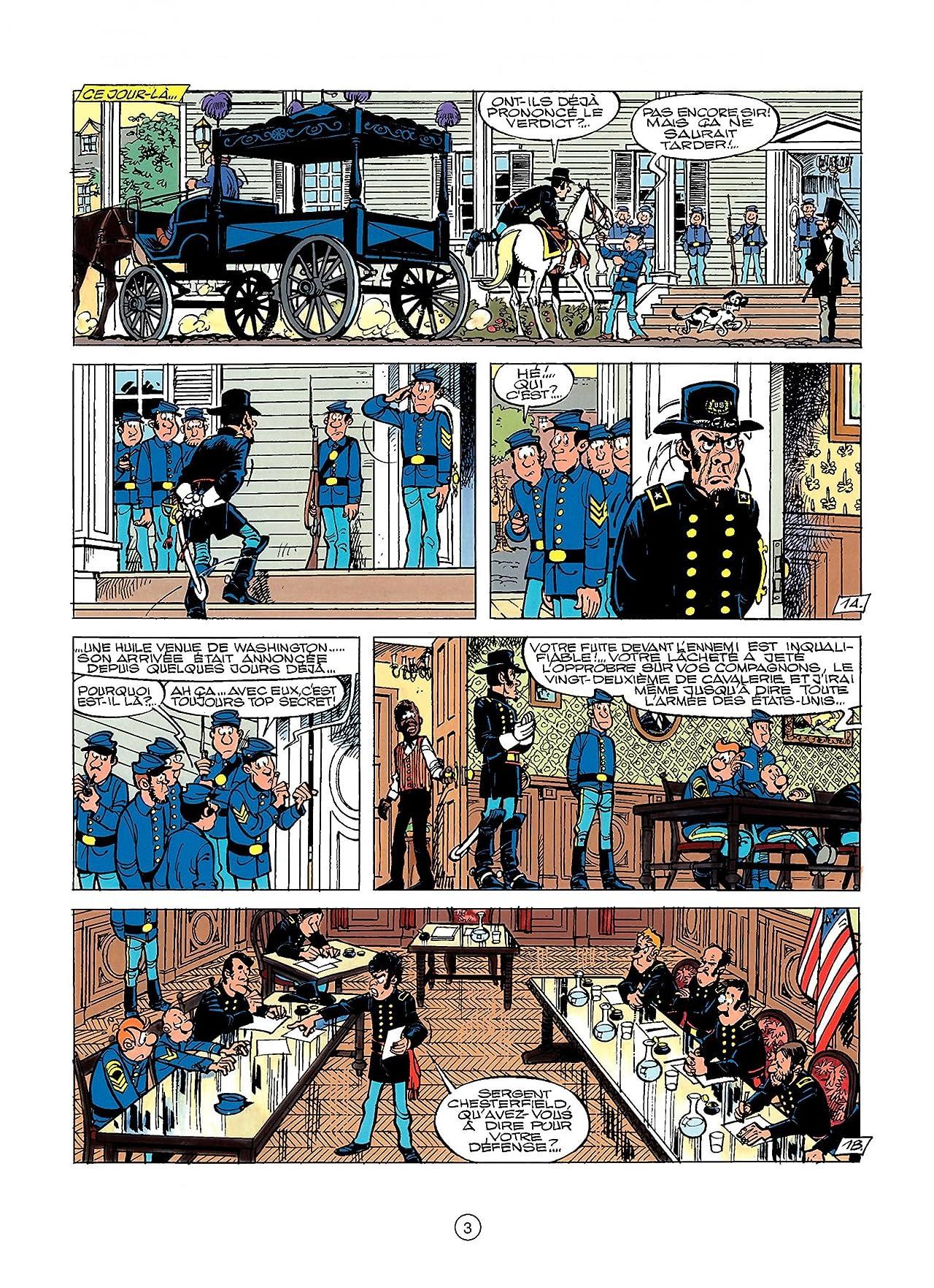 Les Tuniques Bleues Vol. 30: LA ROSE DE BANTRY