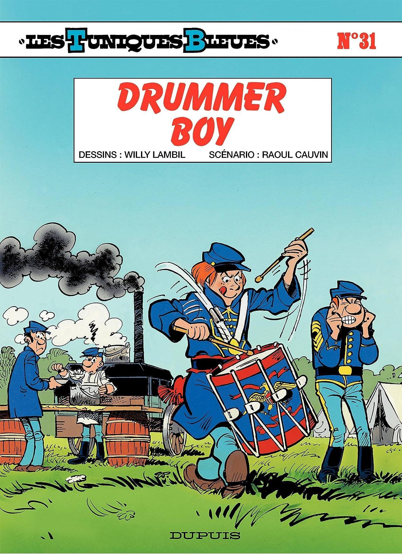 Les Tuniques Bleues Vol. 31: DRUMMER BOY
