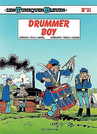 Les Tuniques Bleues Tome 31: DRUMMER BOY