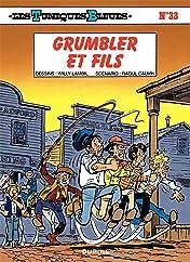 Les Tuniques Bleues Vol. 33: GRUMBLER ET FILS