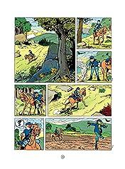 Les Tuniques Bleues Vol. 34: VERTES ANNEES